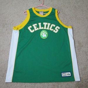 Boston Celtics Jersey Hardwood Classics No Number